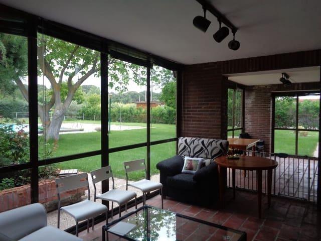 4 makuuhuone Maalaistalo myytävänä paikassa Tudela de Duero mukana uima-altaan  autotalli - 469 000 € (Ref: 5076645)