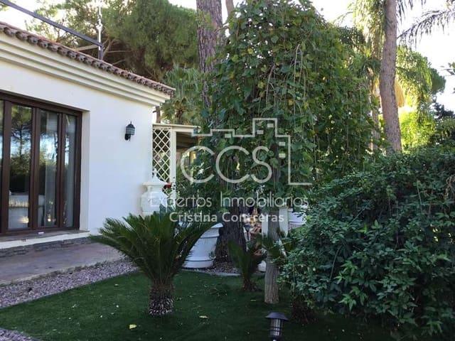 4 soverom Villa til salgs i Bollullos de la Mitacion med svømmebasseng garasje - € 560 000 (Ref: 3733579)