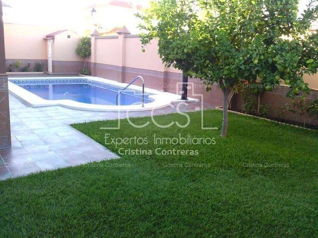 6 bedroom Semi-detached Villa for sale in Villanueva del Ariscal with pool garage - € 249,600 (Ref: 3733886)