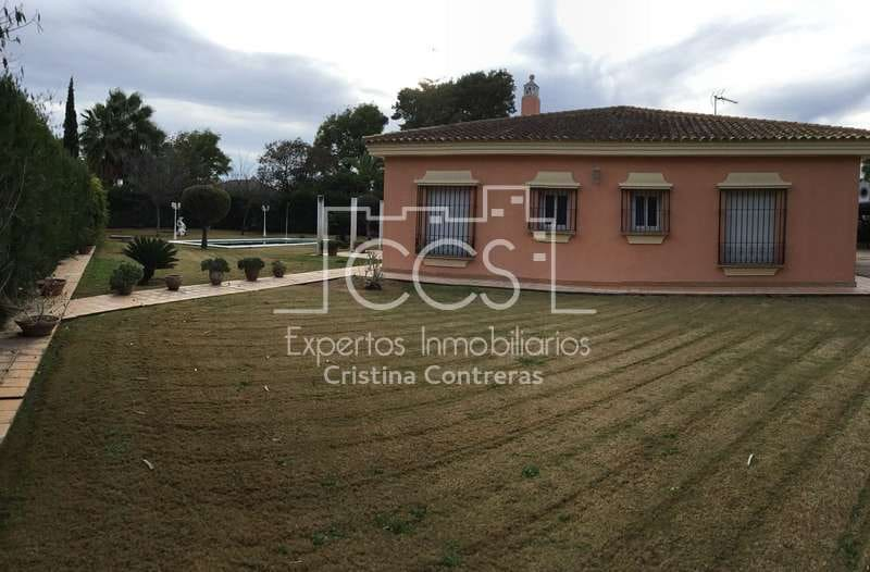 4 bedroom Villa for sale in Dos Hermanas with pool garage - € 430,000 (Ref: 3839805)