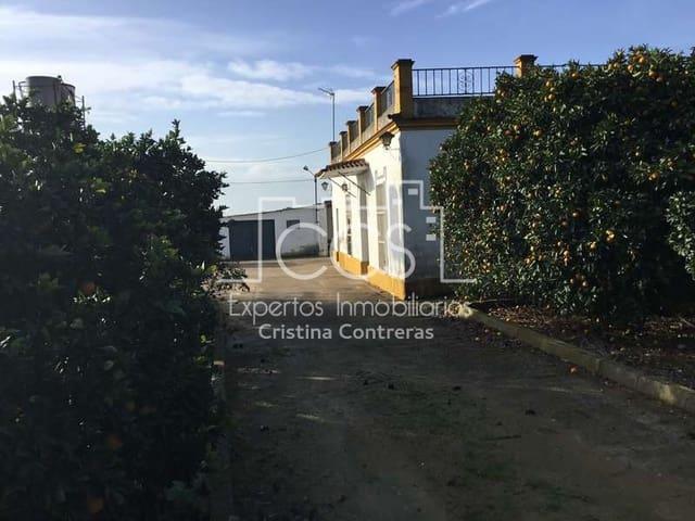 Finca/Casa Rural de 3 habitaciones en Villanueva del Ariscal en venta con piscina - 160.000 € (Ref: 4284987)