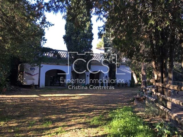 3 soveværelse Finca/Landehus til salg i Palomares del Rio med swimmingpool - € 1.200.000 (Ref: 4433102)