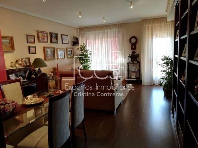 3 sovrum Lägenhet till salu i Caceres stad med garage - 260 000 € (Ref: 4450167)
