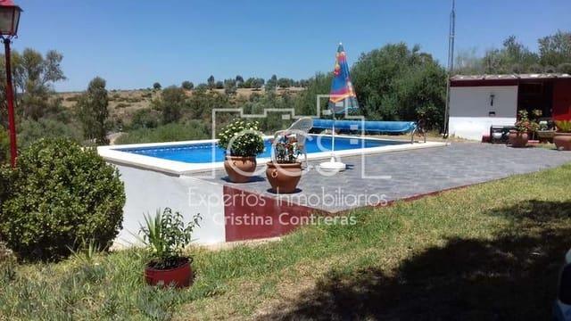 Finca/Casa Rural de 2 habitaciones en Niebla en venta con piscina garaje - 105.000 € (Ref: 4721840)