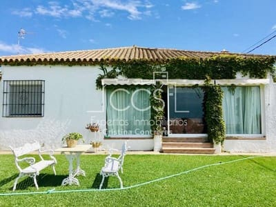 Chalet de 4 habitaciones en Sanlúcar de Barrameda en venta - 430.000 € (Ref: 4777428)