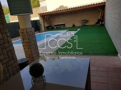 4 bedroom Semi-detached Villa for sale in Las Pajanosas with pool garage - € 176,800 (Ref: 4866764)