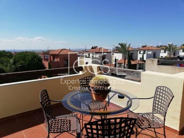 3 soverom Penthouse til salgs i Las Pajanosas med svømmebasseng garasje - € 182 000 (Ref: 5385573)