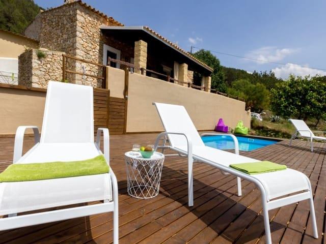 Chalet de 2 habitaciones en Sant Antoni de Portmany en alquiler vacacional con piscina - 1.320 € (Ref: 4916567)