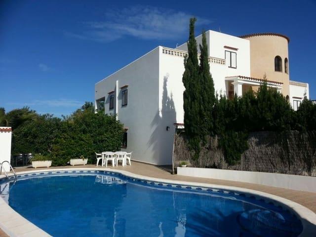 4 slaapkamer Finca/Landhuis te huur in Sant Antoni de Portmany met zwembad - € 4.000 (Ref: 4916570)