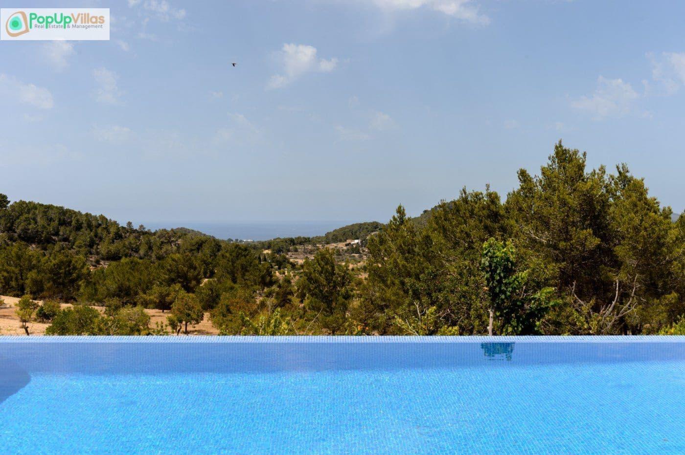 3 camera da letto Finca/Casa di Campagna da affitare come casa vacanza in San Jose / Sant Josep de Sa Talaia con piscina - 1.700 € (Rif: 5903381)