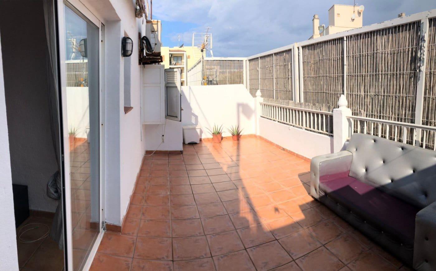 2 soveværelse Lejlighed til leje i Cala d'en Bou - € 950 (Ref: 6043986)
