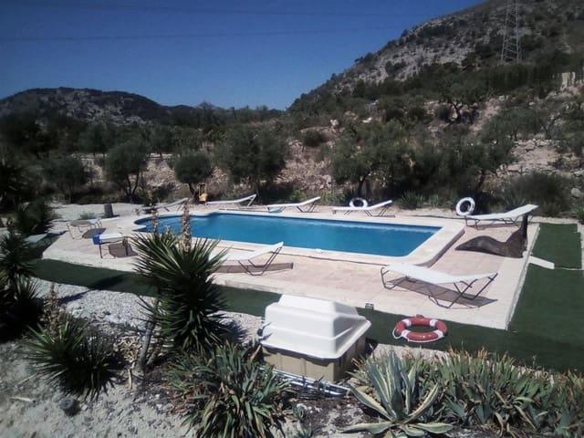 5 sovrum Villa till salu i Jijona / Xixona med pool - 369 000 € (Ref: 5724692)