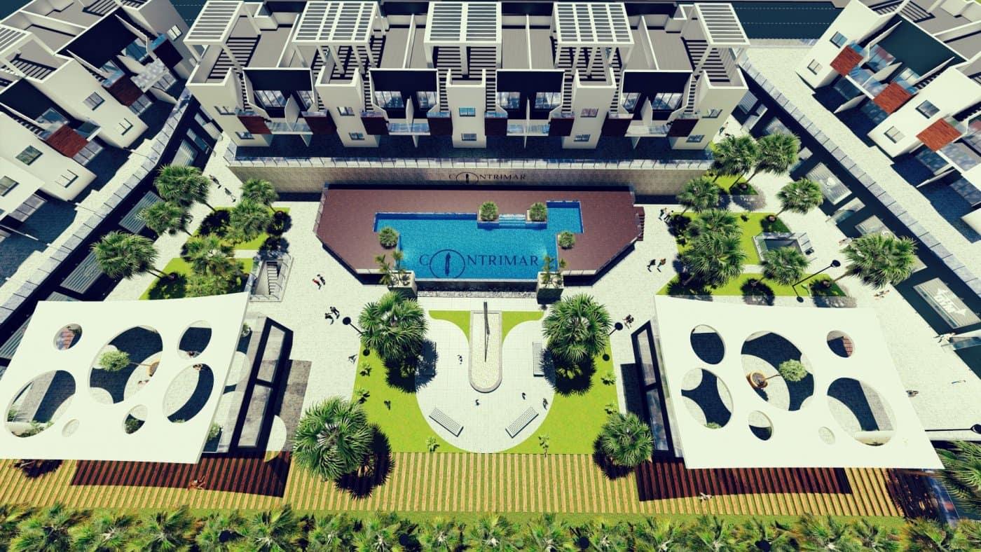 2 bedroom Office for sale in El Raso with pool garage - € 178,000 (Ref: 6191453)