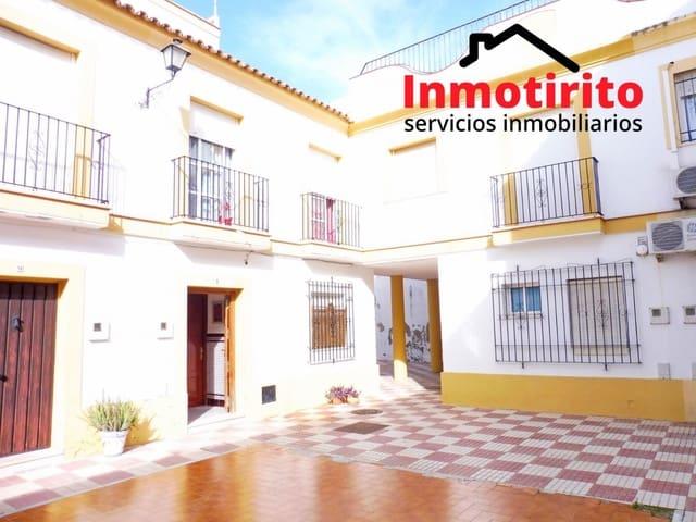3 Bedroom Terraced Villa For Sale In Sanlucar La Mayor 95 000 Ref 4285009