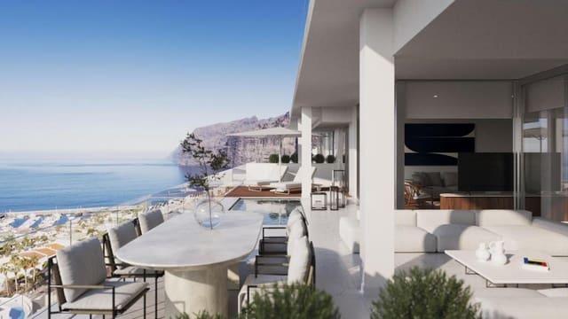 2 soveværelse Lejlighed til salg i Los Gigantes med swimmingpool garage - € 795.000 (Ref: 4854769)