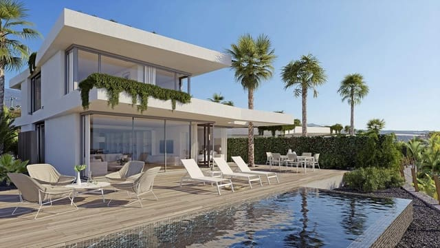 3 sypialnia Willa na sprzedaż w Playa San Juan z basenem garażem - 1 540 000 € (Ref: 4863470)