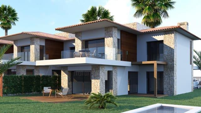 4 bedroom Semi-detached Villa for sale in Amarilla Golf with garage - € 450,000 (Ref: 4879269)