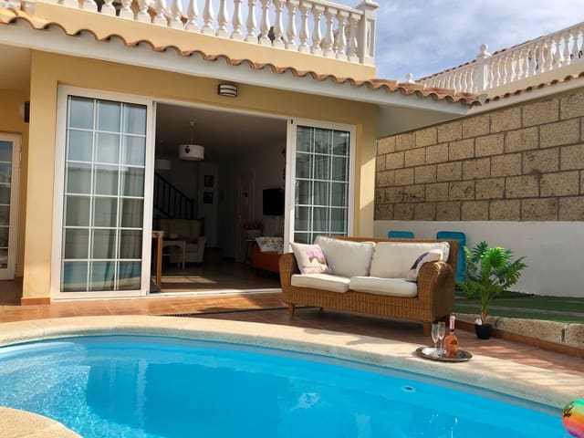 3 chambre Appartement à vendre à Palm-Mar avec piscine garage - 420 000 € (Ref: 5092144)