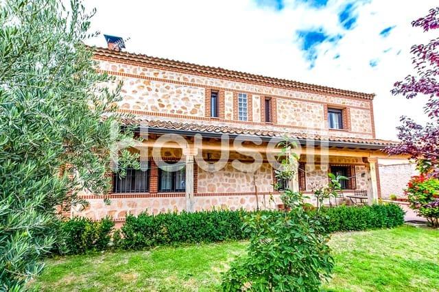 5 sovrum Villa till salu i Aguilafuente - 315 000 € (Ref: 5864182)