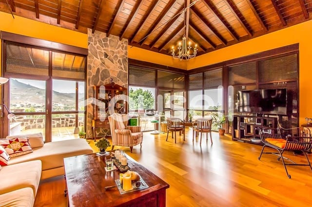 4 soverom Villa til salgs i Tegueste - € 750 000 (Ref: 5864313)