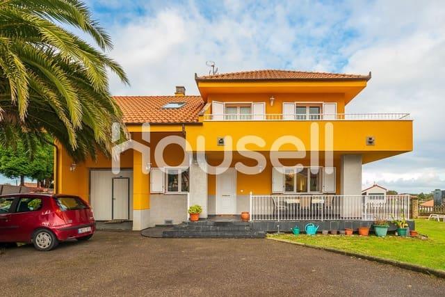 4 sovrum Villa till salu i Muros de Nalon - 295 000 € (Ref: 5864491)