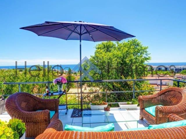 6 Zimmer Villa zu verkaufen in Sitges mit Pool Garage - 1.150.000 € (Ref: 5833670)