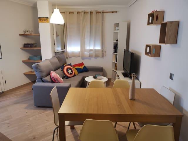 3 sypialnia Mieszkanie na sprzedaż w Villar del Arzobispo - 99 000 € (Ref: 3970634)