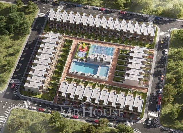 4 sypialnia Willa na sprzedaż w Illescas z basenem - 185 000 € (Ref: 5683465)