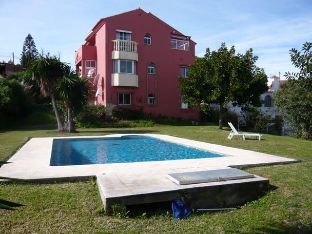 2 soveværelse Lejlighed til leje i El Faro med swimmingpool - € 650 (Ref: 6049226)