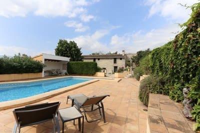 4 bedroom Finca/Country House for sale in Rafol de Almunia with garage - € 530,000 (Ref: 5343954)