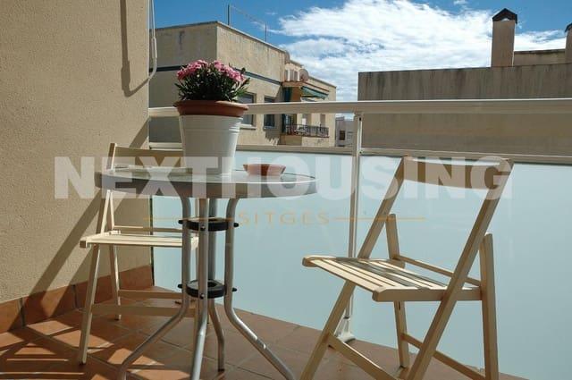 3 Zimmer Wohnung zu verkaufen in Cubelles mit Pool Garage - 184.000 € (Ref: 4484110)
