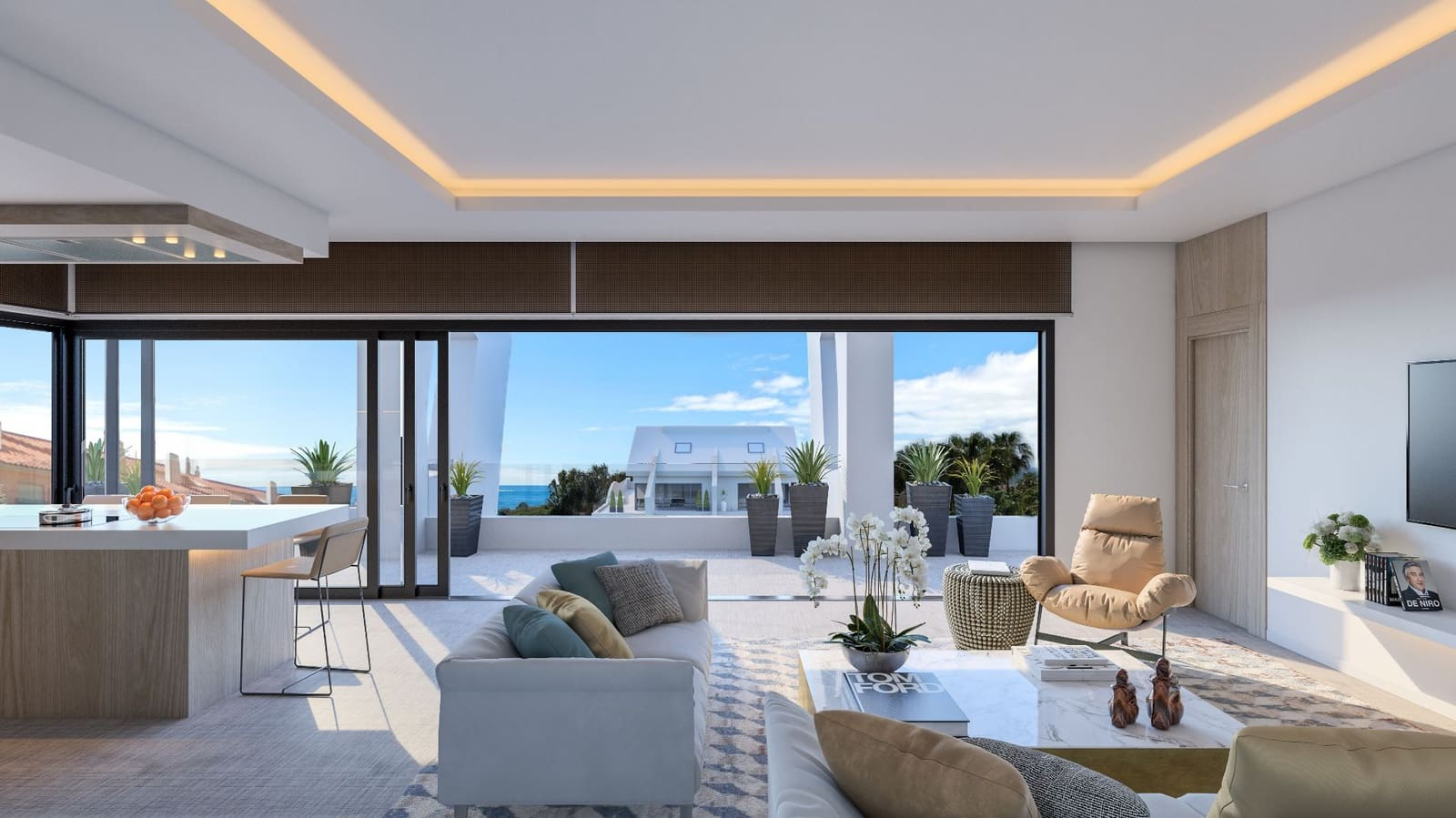 3 bedroom Penthouse for sale in Marbella with pool garage - € 885,000 (Ref: 4566339)