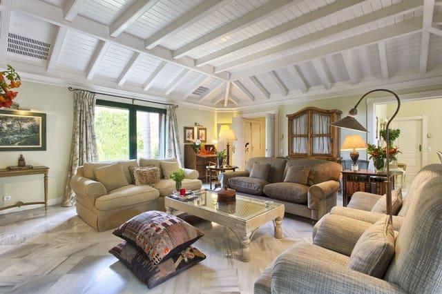 Chalet de 5 habitaciones en Marbella en alquiler vacacional con piscina garaje - 8.000 € (Ref: 5340204)