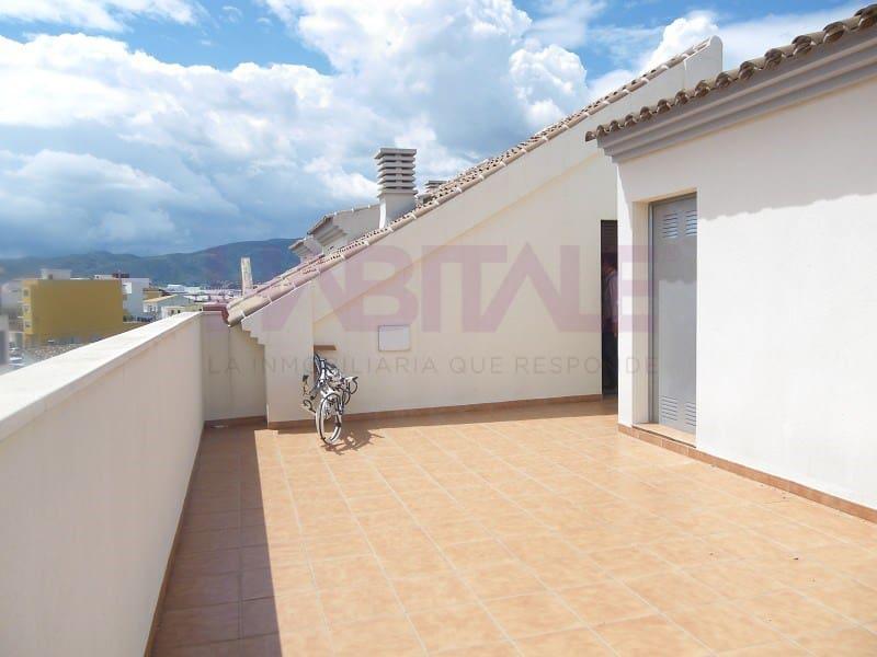 Piso de 2 habitaciones en Ondara en venta - 105.000 € (Ref: 5088317)