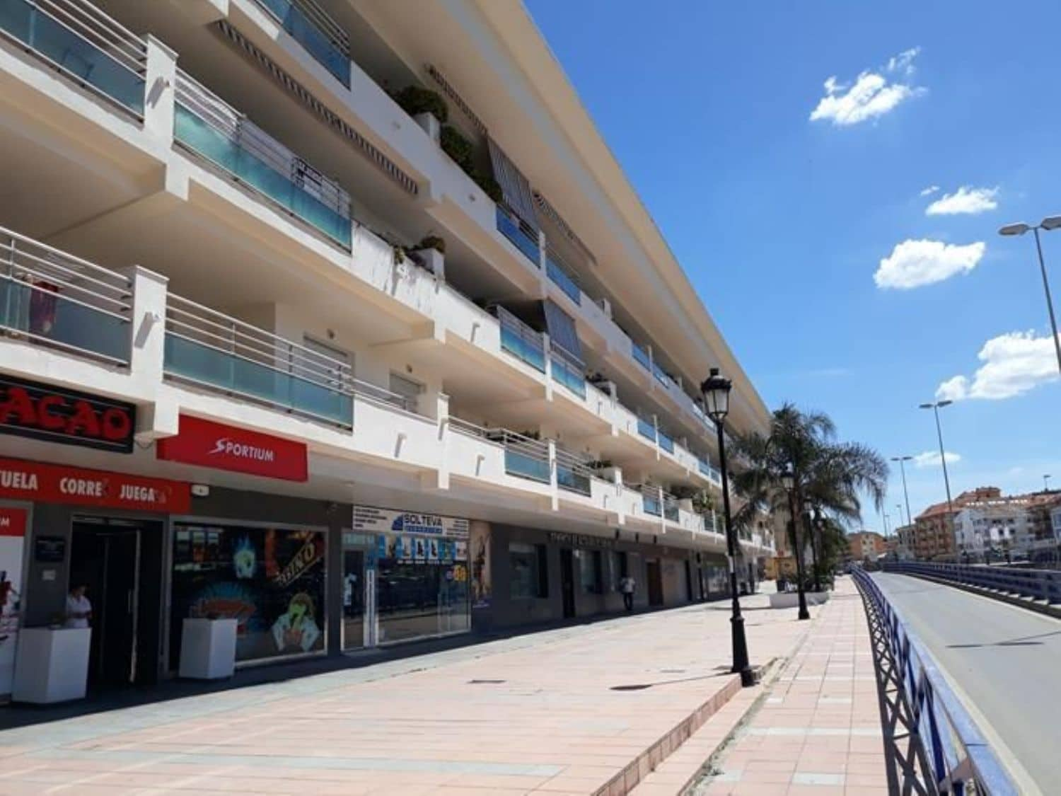 2 bedroom Flat for sale in Manilva with pool - € 106,500 (Ref: 5187496)