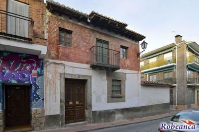 3 bedroom Terraced Villa for sale in Cebreros - € 75,000 (Ref: 5463953)