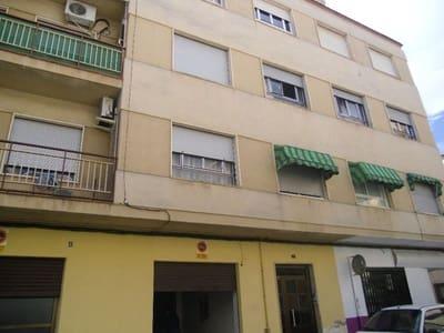 3 Zimmer Wohnung zu verkaufen in Almansa - 30.000 € (Ref: 5465577)