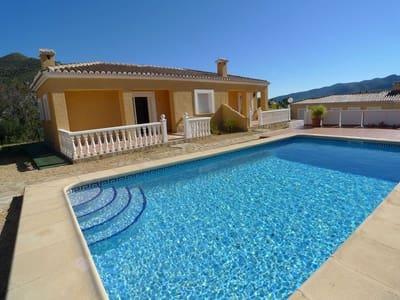 2 bedroom Terraced Villa for sale in Alcalali / Alcanali with pool - € 139,000 (Ref: 5478355)