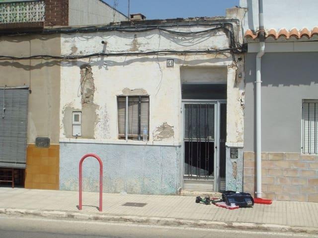 4 chambre Maison de Ville à vendre à La Pobla Llarga - 13 900 € (Ref: 5577343)