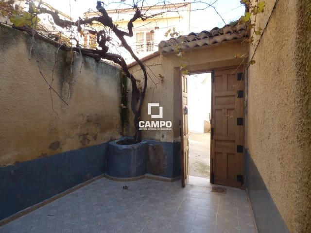 6 chambre Villa/Maison Mitoyenne à vendre à Jorquera - 40 000 € (Ref: 5588059)