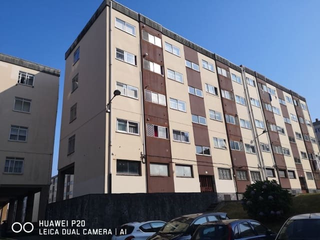 3 bedroom Flat for sale in Ferrol - € 29,000 (Ref: 5598033)