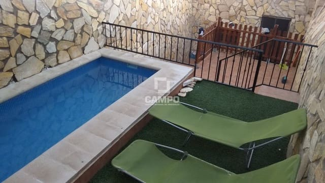 4 sovrum Radhus till salu i Tobarra - 80 000 € (Ref: 5601138)
