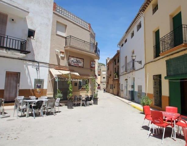 Casa de 5 habitaciones en La Vall d'Alcalà en venta - 90.000 € (Ref: 5645917)