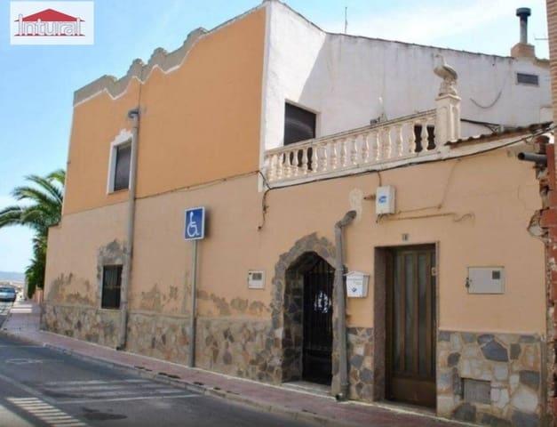4 chambre Villa/Maison Mitoyenne à vendre à Caudete - 36 000 € (Ref: 5645930)