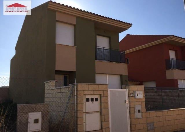 3 soverom Rekkehus til salgs i Chinchilla de Monte-Aragon - € 132 000 (Ref: 5714869)