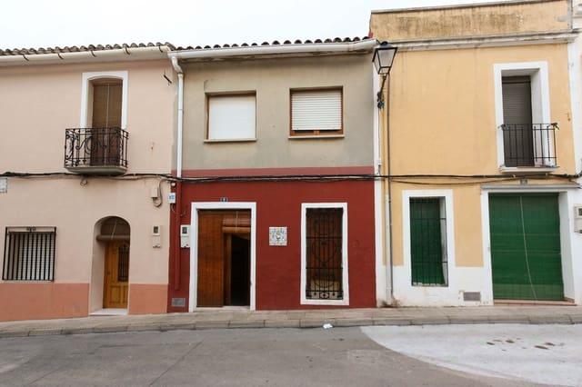 2 sypialnia Dom na sprzedaż w Tormos - 90 000 € (Ref: 5721908)
