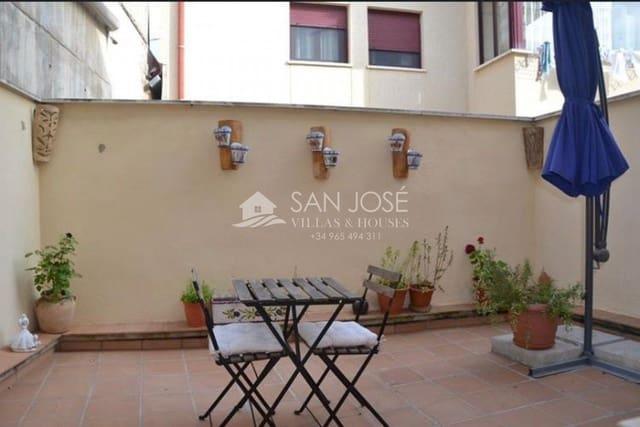 2 Zimmer Wohnung zu verkaufen in Banyeres de Mariola - 74.050 € (Ref: 5747009)