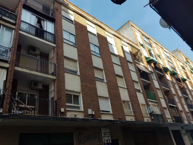 2 Zimmer Wohnung zu verkaufen in Talavera de la Reina - 34.500 € (Ref: 5820671)