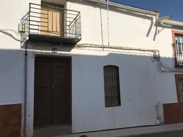3 sovrum Radhus till salu i Peraleda del Zaucejo - 36 100 € (Ref: 5920688)