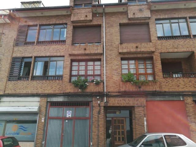 Piso de 3 habitaciones en Langreo en venta - 58.000 € (Ref: 5920894)